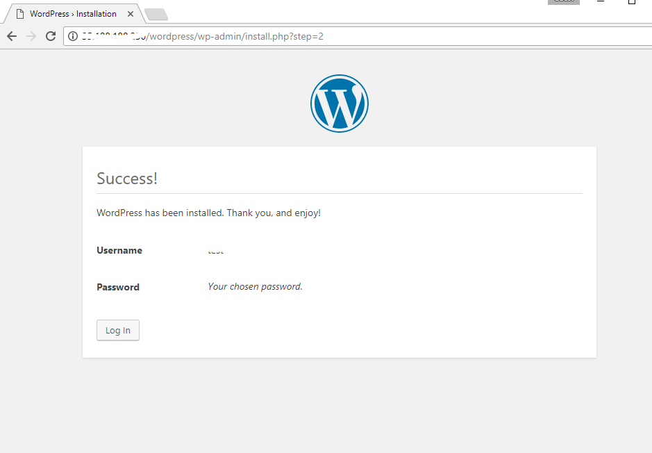 wordpress-on-cloud-wordpress-installed