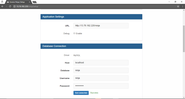 Invoice Ninja On Cloud AWS Azure Google Cloud - Invoice ninja review