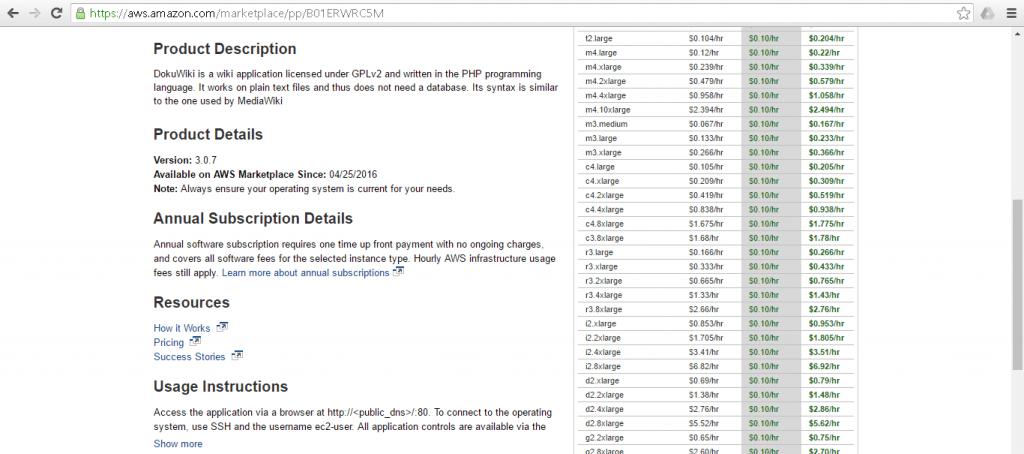 DokuWiki on Cloud( AWS/Azure/Google Cloud )
