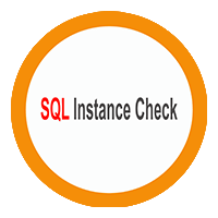 SQL Instance Check on cloud