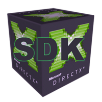 Microsoft  DirectX SDK on cloud