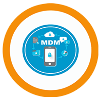 Mobile Device Management on cloud